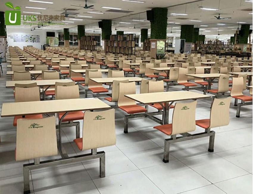 實木餐廳桌椅,港式餐廳桌椅,飲品店快餐桌椅供應商 4