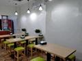 實木餐廳桌椅,港式餐廳桌椅,飲品店快餐桌椅供應商 5