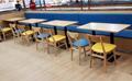 茶餐廳桌椅,湘菜館餐廳桌椅,飯