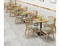2021大型餐廳桌椅飯店桌椅定做批發廠家 2