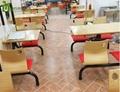 2021大型餐廳桌椅飯店桌椅定做批發廠家 4