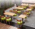 2021大型餐廳桌椅飯店桌椅定做批發廠家 5