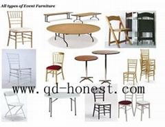 木製折疊桌