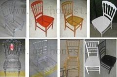 樹脂皇室椅