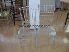 樹脂竹節椅