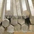 深圳316不锈钢六角棒 1
