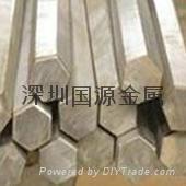 深圳316不鏽鋼六角棒