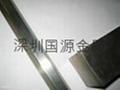 揭阳304耐腐蚀性不锈钢扁通