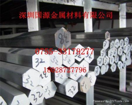 深圳316不锈钢六角棒 5