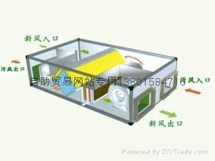 板式热交换器 4