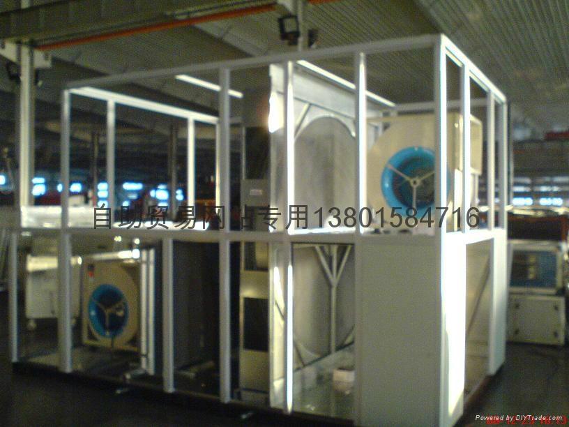 组合式热回收空气处理机组 5