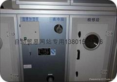 組合式熱回收空氣處理機組