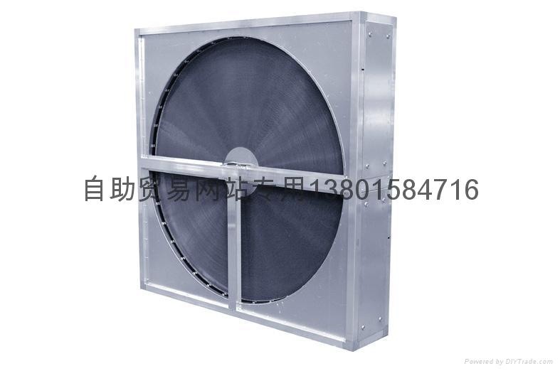 转轮式全热交换器 1