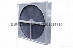 轉輪式全熱交換器