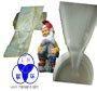 精緻芭比娃娃製造專用模具硅膠