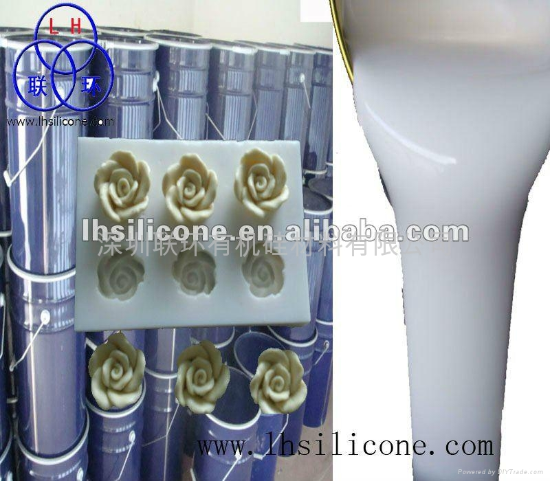 Mold Making RTV-2 Silicone Rubber Material 2