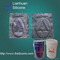 Liquid silicone rubber LSR for textile