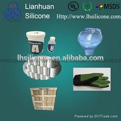 Liquid silicone rubber LSR for textile