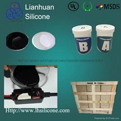 PCB电子灌封胶|黑色电子灌封胶