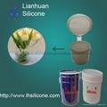 工藝花卉專用高透明軟質假水膠