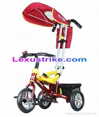 2019 New Fashion Luxury Kids Tricycle