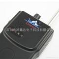 bone conduction underwater submersible receiver Headset teaching machine