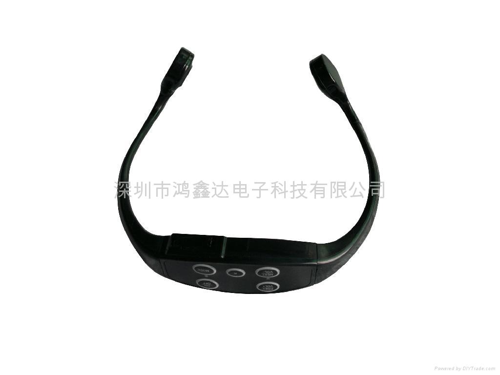 防水游泳MP3头戴式户外跑步播放器无线耳机 2