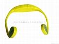 防水游泳MP3头戴式户外跑步播放器无线耳机 4