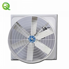 1460*1460mm Fiberglass poultry exhaust fan for broiler house with FRP blade