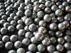 Grinding Chrome Steel Balls with Oil