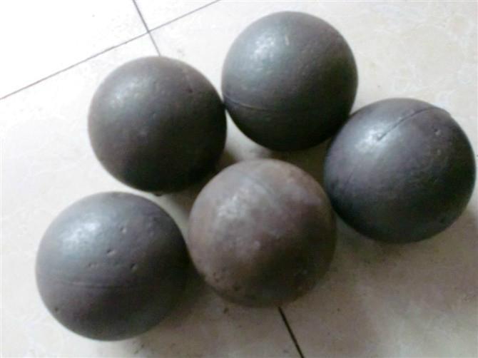 Forged Mill Grinding Medias Steel Balls  2