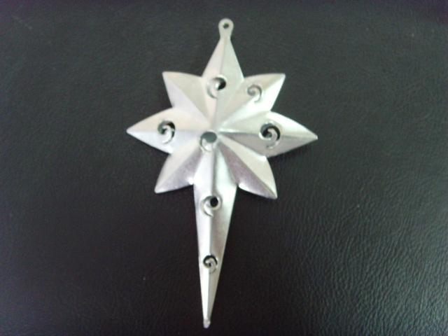雪花形铃铛 3