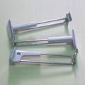槽板雙線折板防盜挂鉤 3