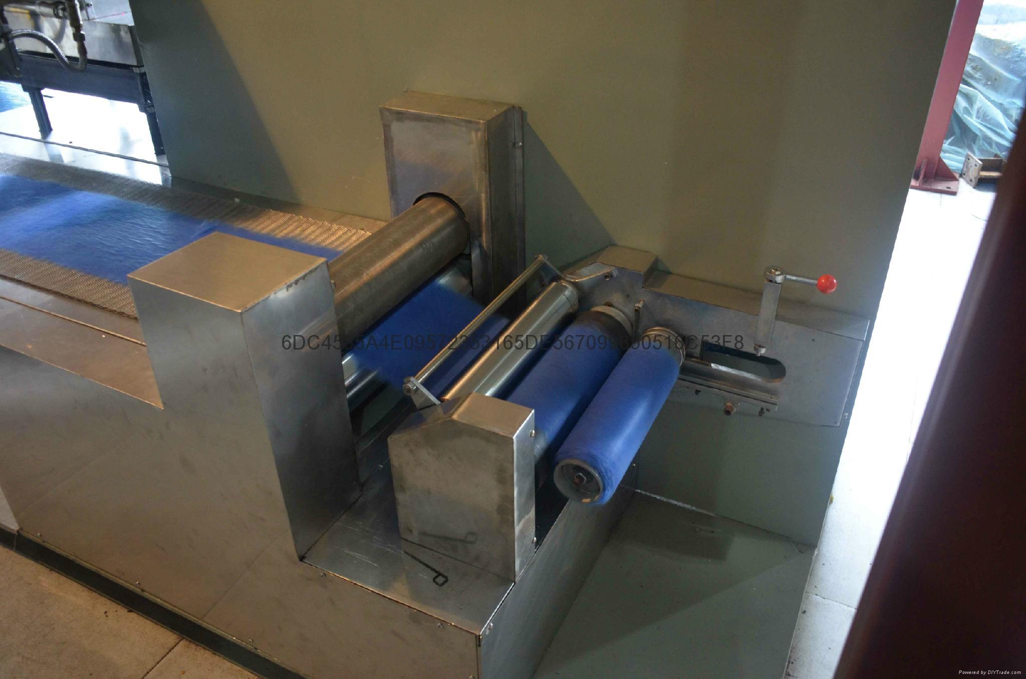 熔喷无纺布试验机 3