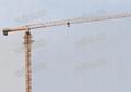 Flat top 6t tower crane QTZ100 TC5516