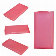 matte TPU case for ipod nano 7 pink color cell phone case