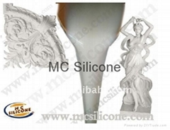 RTV-2 Silicone Rubber for Plaster Ornaments Molding