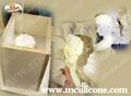 gypsum ornamental molding silicone