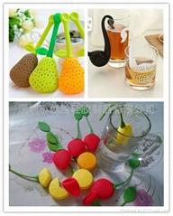 创意硅胶茶包