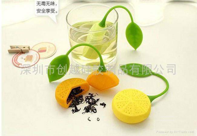 創意硅膠茶包 3