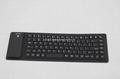 New Wireless Silicon Bluetooth Keyboard Soft Keyboard
