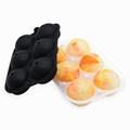 6 ball silicone ice ball maker