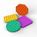 滅鼠先鋒數學心算專注力桌面益智玩具push pop擠壓泡泡解壓玩具 2