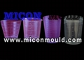 measuring cup mould