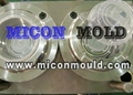 round container mould