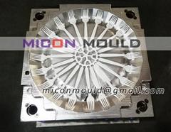 PLA cutlery mould