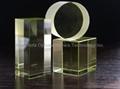 高性能法拉第磁光玻璃材料