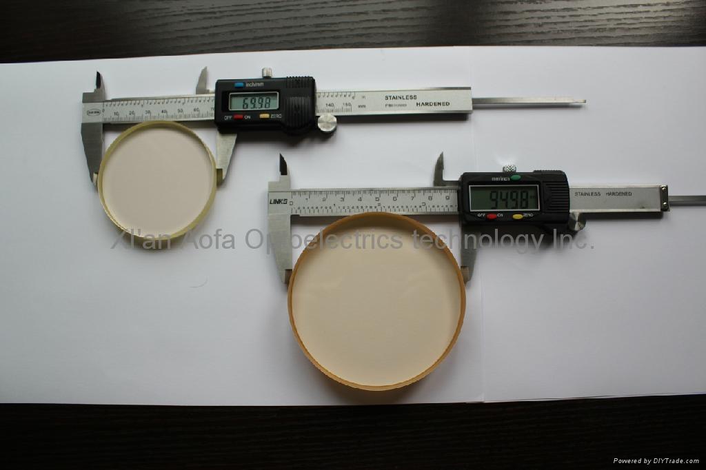 大孔徑法拉第磁旋光元件(現貨)  2