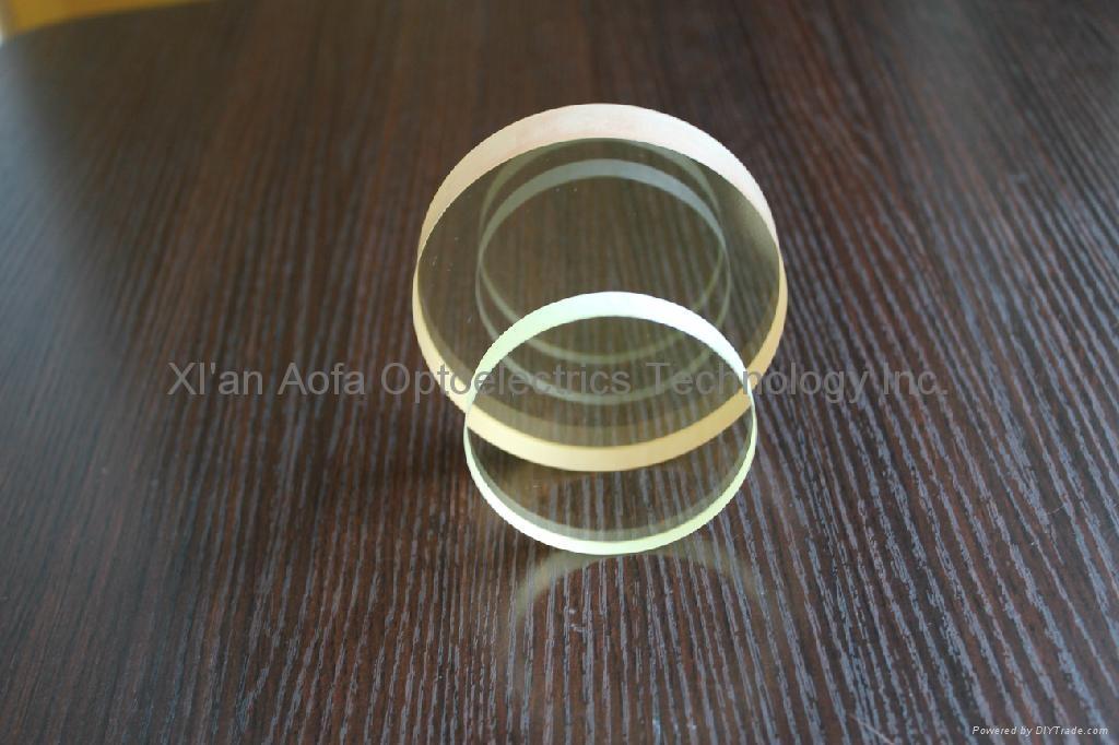 大孔徑法拉第旋光元件 1