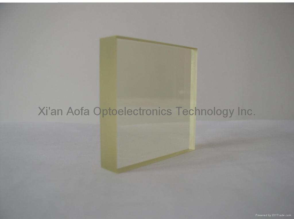 Type MR1 Diamagnetic Faraday Rotator Glass